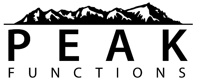 Peak Events and Function Centre logo