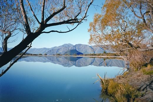 Wanaka in the autumn